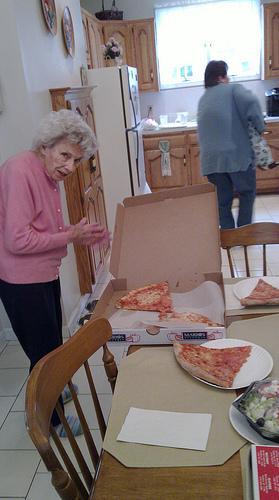 Mario's Pizza At Grandma's