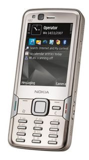 Only slightly bent - Review: Nokia N82