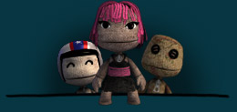 Media Molecule - makers of LittleBigPlanet