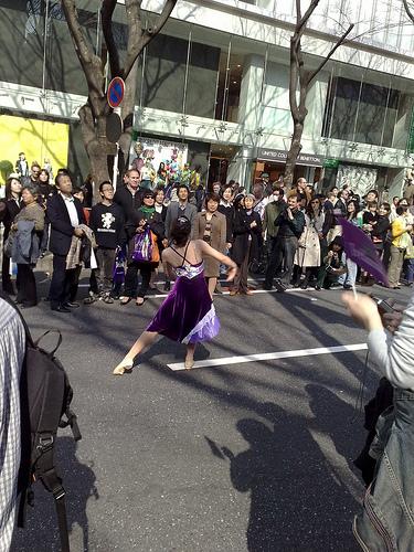 Tokyo St. Patricks Day Parade